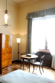 Villa Necchi guest room