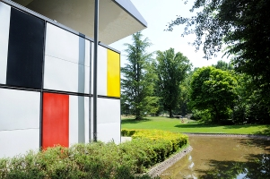 Heidi Weber house by Le Corbusier