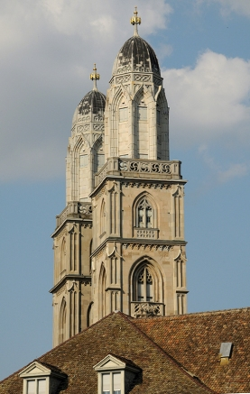 Grossmünster Church