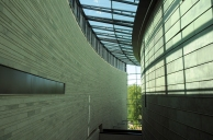 Kumu Museum, interior
