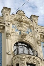 Art Nouveau, facade