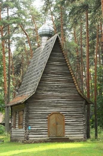 Lutheran wooden church