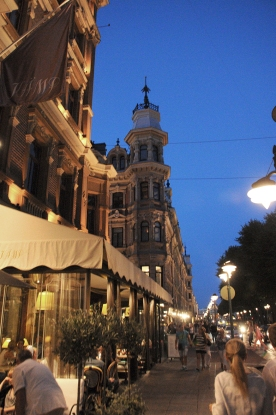 Esplanadin Street