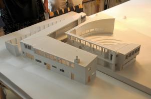 Alvar Aalto Studio, model