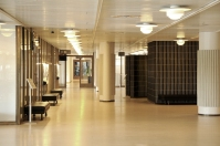 Finland Hall by Alvar Alto