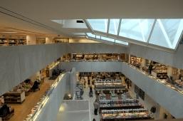 Academic Bookshop by Alvar Aalto