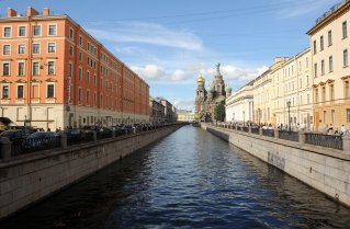 The most famous canal