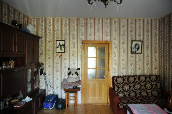 babushka's living room