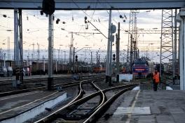Balizino station