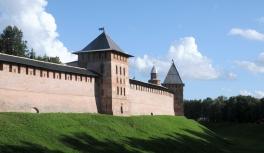 Kremlin's walls