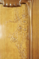 Ryabushinsky's House - door detail