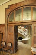 Ryabushinsky's House - door