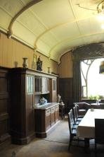 Ryabushinsky's House - living room