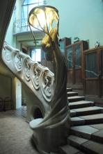 Ryabushinsky's House - Staircase
