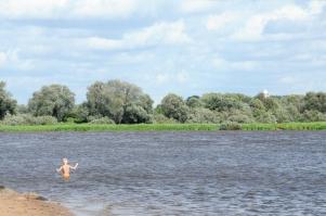 Volchov's shore