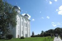 Yurev Monastery is 2