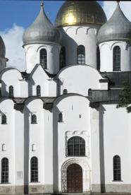 Yurev Monastery is