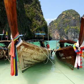 South of Thailand: vacationtime!