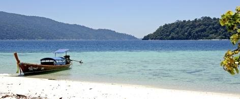 Koh Ra Wi white sand