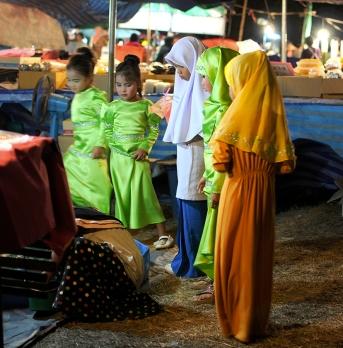 Meninas - Muslim Festival