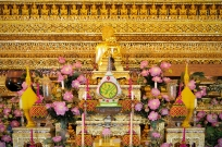 Wat Pho - altar
