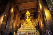 Wat Pho - interior